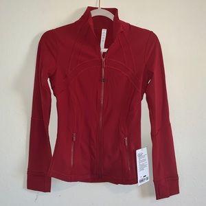 BNWT Lululemon Define Jacket *Luxtreme size 4!